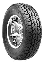 Sentinel A/T 701 Tires